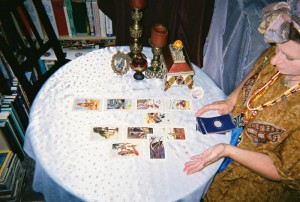 Some History about the Tarot Cards