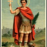 St. Expedite Feast Day 7 Day Candle Service begins April 19th