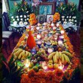 Ancestors Altar Offering Candle Service – November 2, 2020
